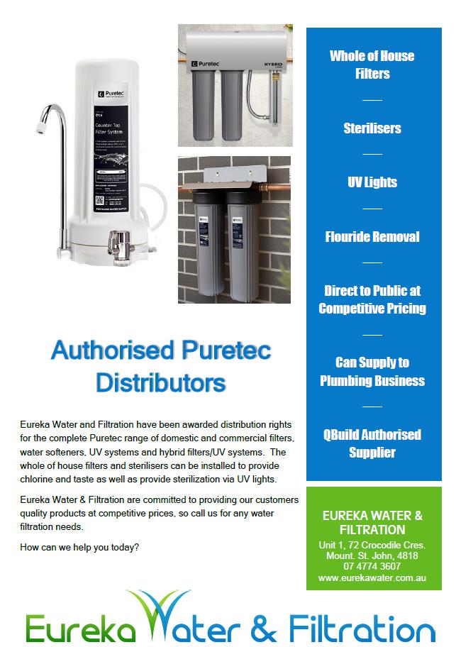 Puretec Distributor